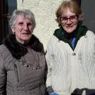 Philomena Farren and Maureen Donaghy