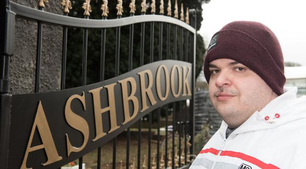 Cathal O'Kane, who worked at Ashbrook Garden Centre outside Londonderry