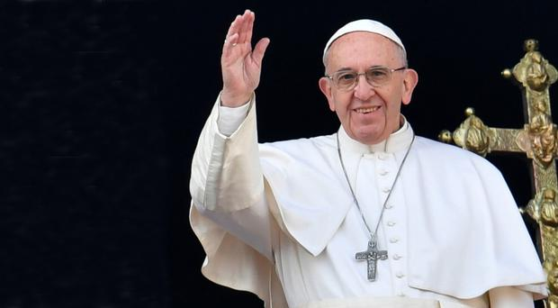 Pope Francis will visit Dublin in August 2018.