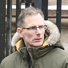 George Wilson, who was sentenced at Belfast Crown Court yesterday to three years of probation and ordered to complete 100 hours of community service. Among the 17 offences that Wilson admitted, one involved a picture of a semi-naked youngster who he claimed was a friend of his daughter's, and who was photographed while she was asleep