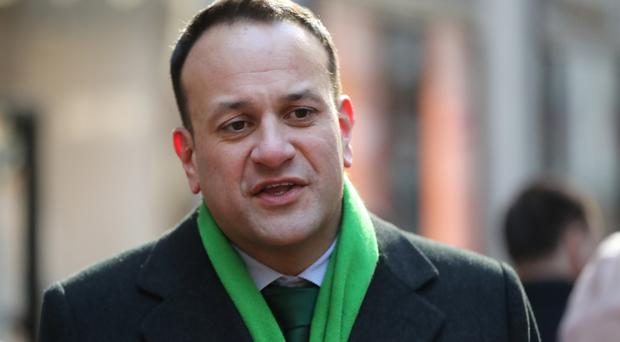 Leo Varadkar said the decision to expel a Russian diplomat did not deviate from Ireland's neutrality (Niall Carson/PA) of America