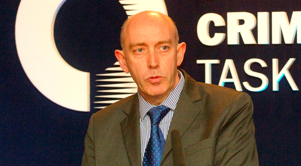 Peter Sheridan of Co-operation Ireland