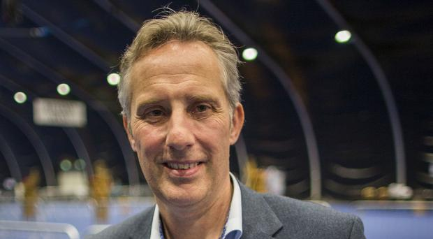 Ian Paisley, DUP MP for North Antrim (Liam McBurney/PA)