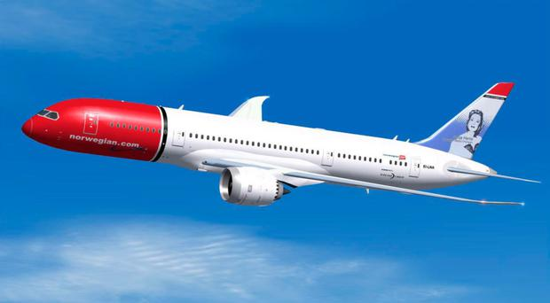 Norwegian Air offers two routes to the United States from Belfast