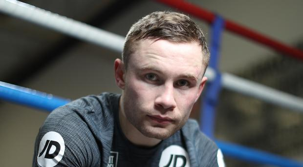 Support: Carl Frampton