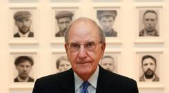 Senator George Mitchell played a crucial role in helping create the Good Friday Agreement