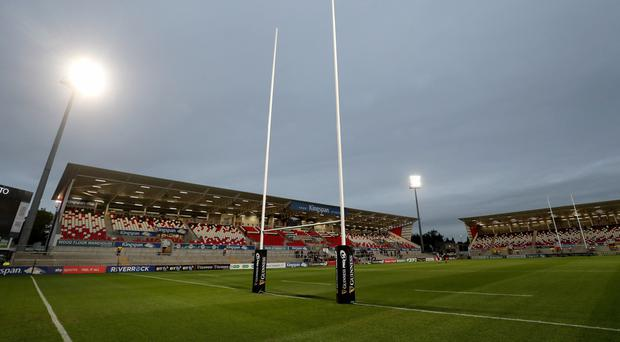 Ulster face the Ospreys at Kingspan Stadium