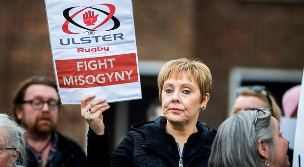 Rugby boss denies 'culture of misogyny' at Ulster
