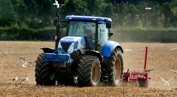 Northern Ireland farmers harvested a bumper year for incomes in 2017 after taking a hit in previous years
