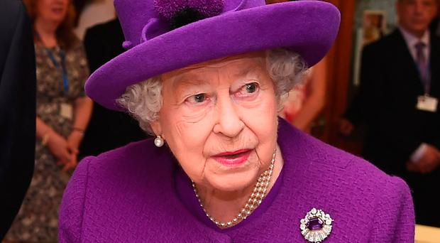 The Queen of England suffers from a serious loss