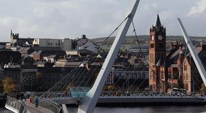 Derry has suffered years of under-investment, Colum Eastwood as said.