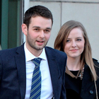 Daniel McArthur with wife Amy