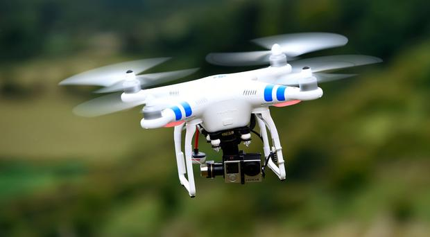 The PSNI has dealt with a 30% rise in the number of complaints about drones over the past year