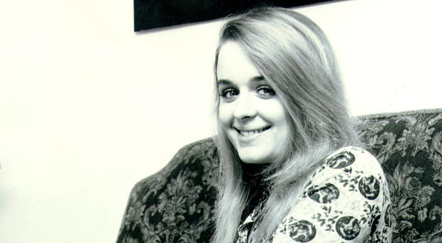 Best friend: actress Sinead Cusack was close to George