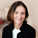 Carolyn Fairbairn, director general of the CBI