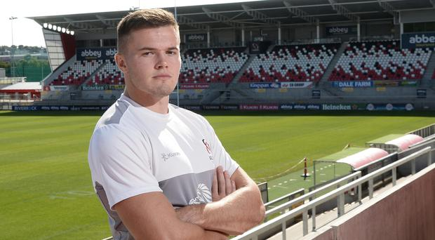 Jacob Stockdale said Brian O'Driscoll's remarks are ridiculous