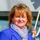 Claire White will return to De La Salle College in west Belfast after being on leave since May 2016