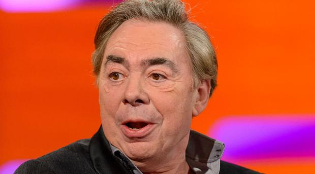 Grants: Andrew Lloyd-Webber