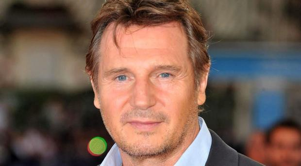Call for change: Liam Neeson