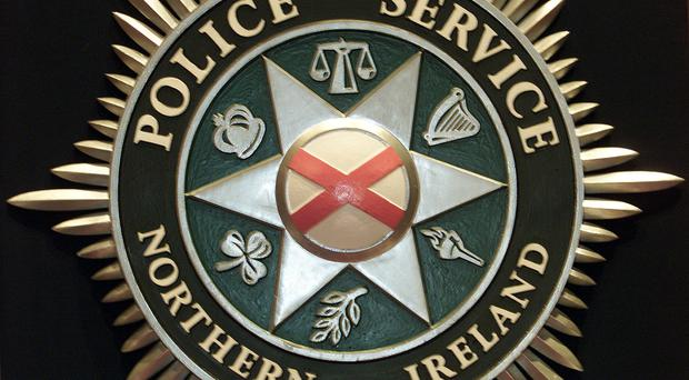 The operation was carried out by the PSNI's Paramilitary Crime Task Force (PA)