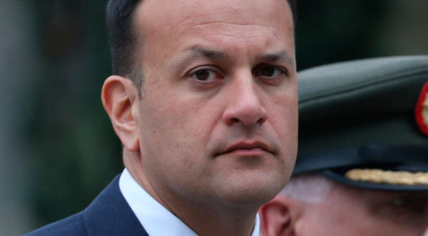 Negotiations : Leo Varadkar