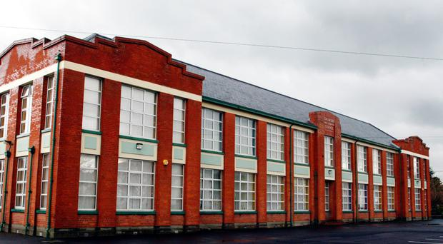 Dromore Central Primary School in Co Down.