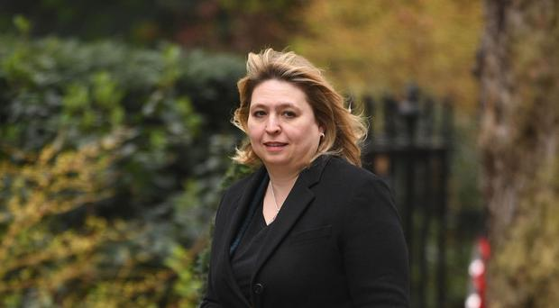 Northern Ireland Secretary Karen Bradley said it was important to have clarity on the ruling (Stefan Rousseau/PA)