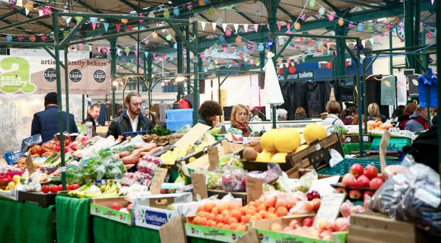 St George's Market will host upSTART 2018