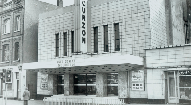 The Curzon Cinema on Belfast's Ormeau Road was a popular haunt for decades