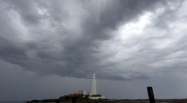 Thunderstorms are forecast to hit Northern Ireland