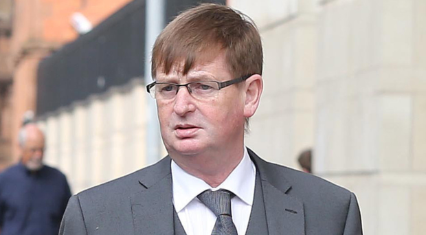William Frazer was critical of the PSNI's handling of the event.
