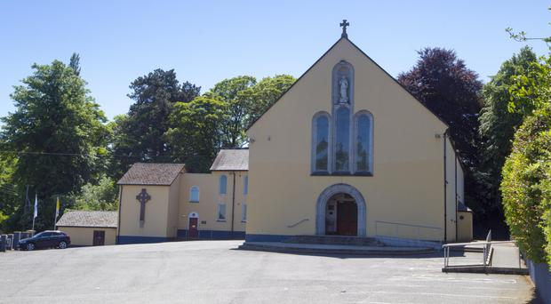 The Church of the Assumption in Newry