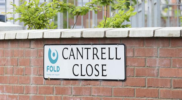 Belfast's Cantrell Close