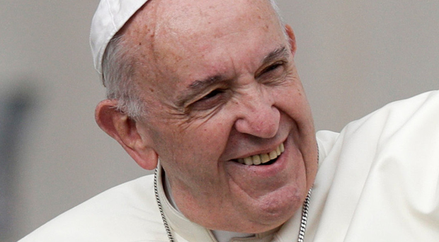Confirmed - Pope Francis will NOT cross the border during August visit