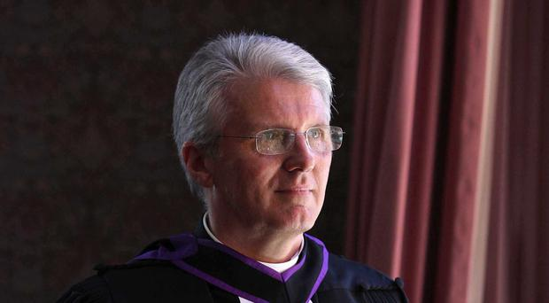 The Very Rev Dr Stafford Carson is convener of the Doctrine Committee