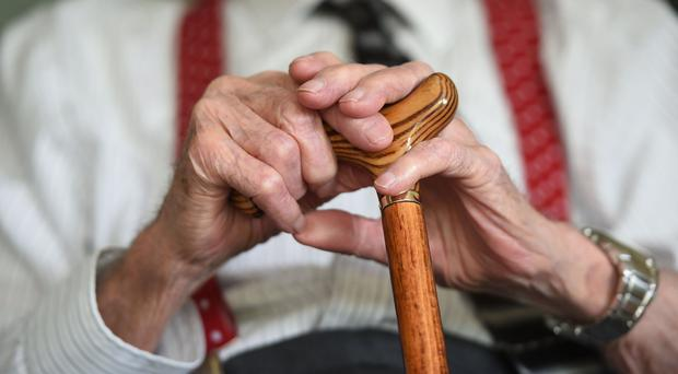Eddie Lynch made 59 recommendations to the relevant authorities in Northern Ireland focusing on the way care for older people is commissioned, regulated, monitored and delivered (Joe Giddens/PA)
