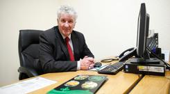 John McCann, managing director of Willowbrook Foods
