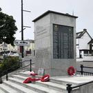 The memorial in Kilkeel