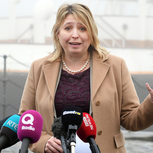 Officials mistakenly sent out Karen Bradley's briefing notes to the Press.