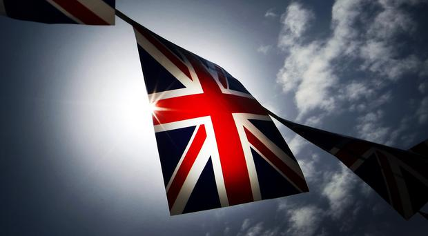 It has been claimed the flying of the Union flag at courthouses is unfair to nationalists.