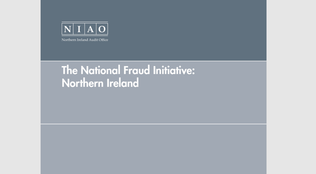 The National Fraud Initiative identifies overpayments to nursing homes (Audit Office/PA)