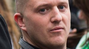 Jailed: Tommy Robinson