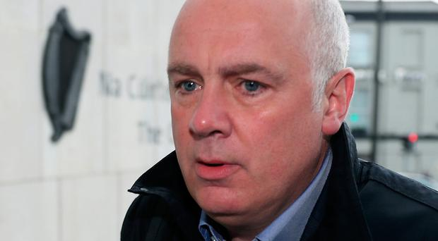 Prison term: David Drumm
