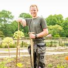Adam Ferguson has been appointed by Historic Royal Palaces as the first 'Walled Garden Keeper' at Hillsborough Castle in centuries