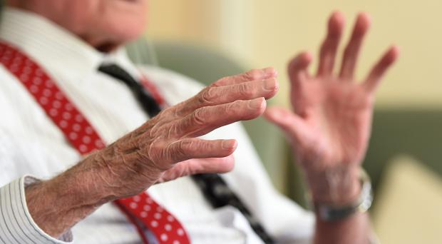 The finding has prompted an update and re-launch of the Stormont-backed 'Feel Safe' guide for older people (Joe Giddens/PA)