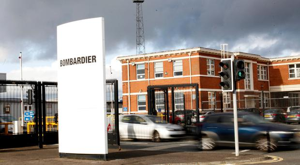 Bombardier has been tipped to make major order announcements at a top industry event next month