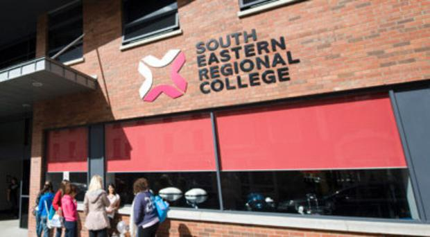 A data hack at South Eastern Regional College (SERC) has compromised staff's personal information, it has been reported.