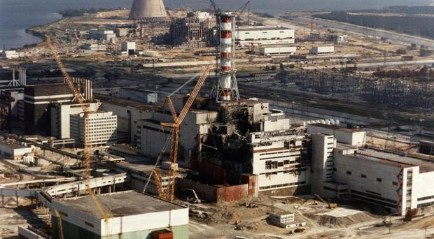 Chernobyl: Nuclear accident