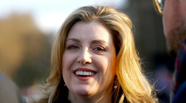 Penny Mordaunt is women and equalities minister (Yui Mok/PA)