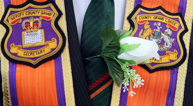 An estimated 30,000 Orangemen, women and juniors will step out at 17 Twelfth venues tomorrow with crowds across Northern Ireland expected to reach almost 250,000